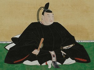 "This image of Ii Naosuke is from ""The 200th Year Celebration of the Birth of Lord Ii Naosuke."""